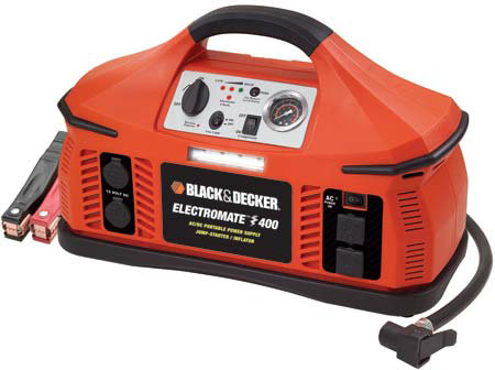 Black and decker 400