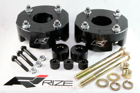 Toyota Tundra leveling kit from RIZE Industries