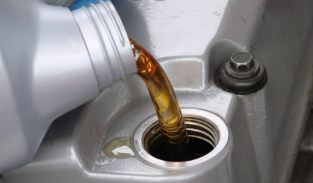 Toyota requires 0W-20 full synthetic oil on new 4.6L 2010 Tundras
