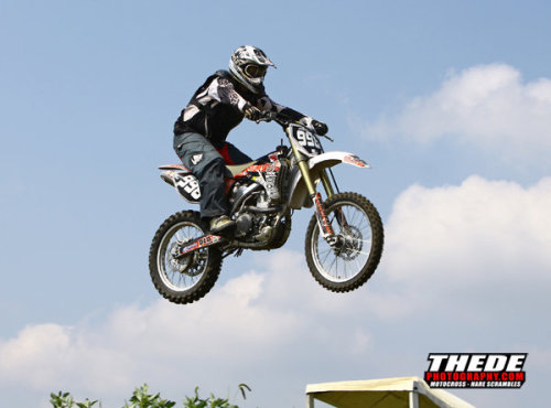 Dan the motocross man