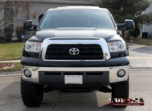 Tundra with super swamper tires