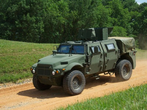 General Tactical Vehicles JLTV entrant