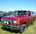Full-Size Ford Bronco