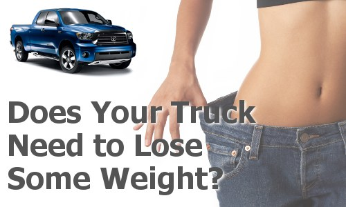 Pickup Truck Weight Reduction