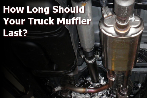 How long do mufflers last