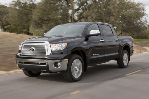 A Few Minor Tweaks for the 2012 Toyota Tundra