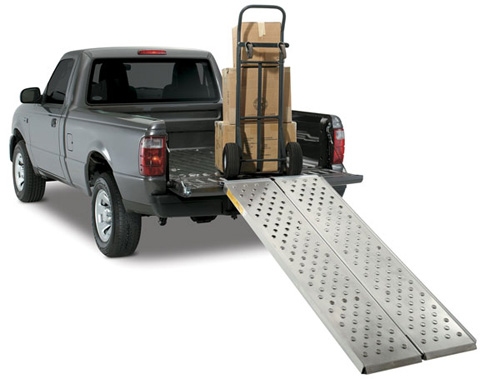 2012 Cyber Monday Truck Owners Gift Ideas - Lund Bi Fold Ramp