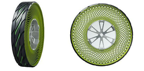 Bridgestone Airless Eco-Tire