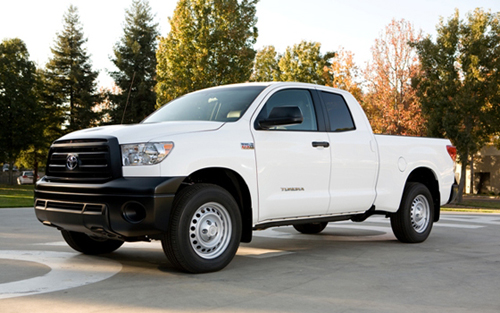 Forbes Magazine - Tundra 2012 Tough Truck  