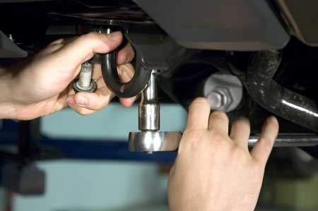 Truck Repair - Lack of Technicians