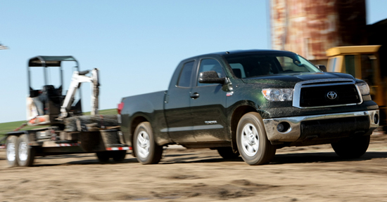 GM Tow Ratings Revised - How Does Toyota Tundra Compare?