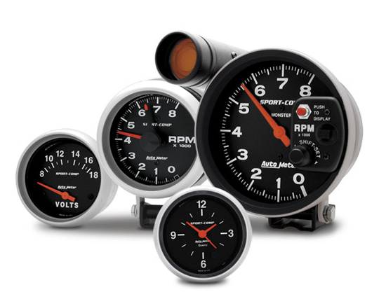 Automotive Father's Day Guide - Gauges