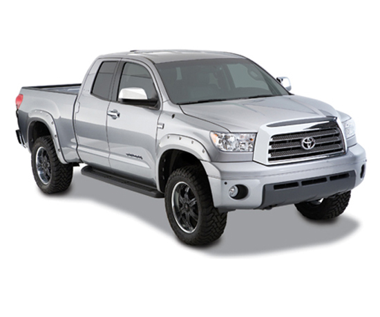 Automotive Father's Day Guide - Bushwacker Fender Flares Pocket