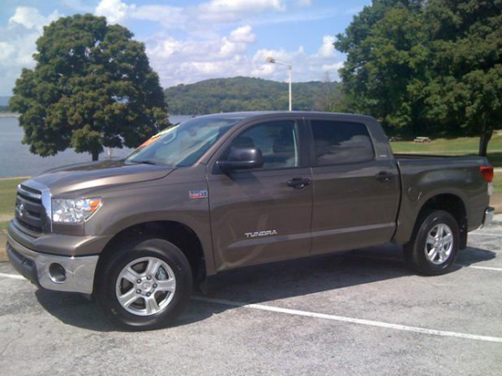 2012 Toyota Tundra Review - Chattanooga Times