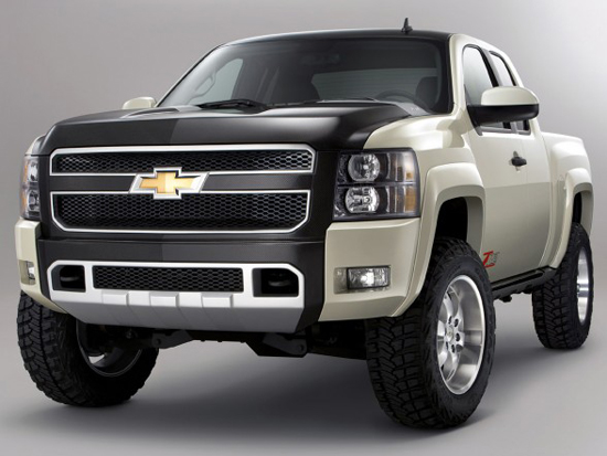 2014 Silverado Rumors