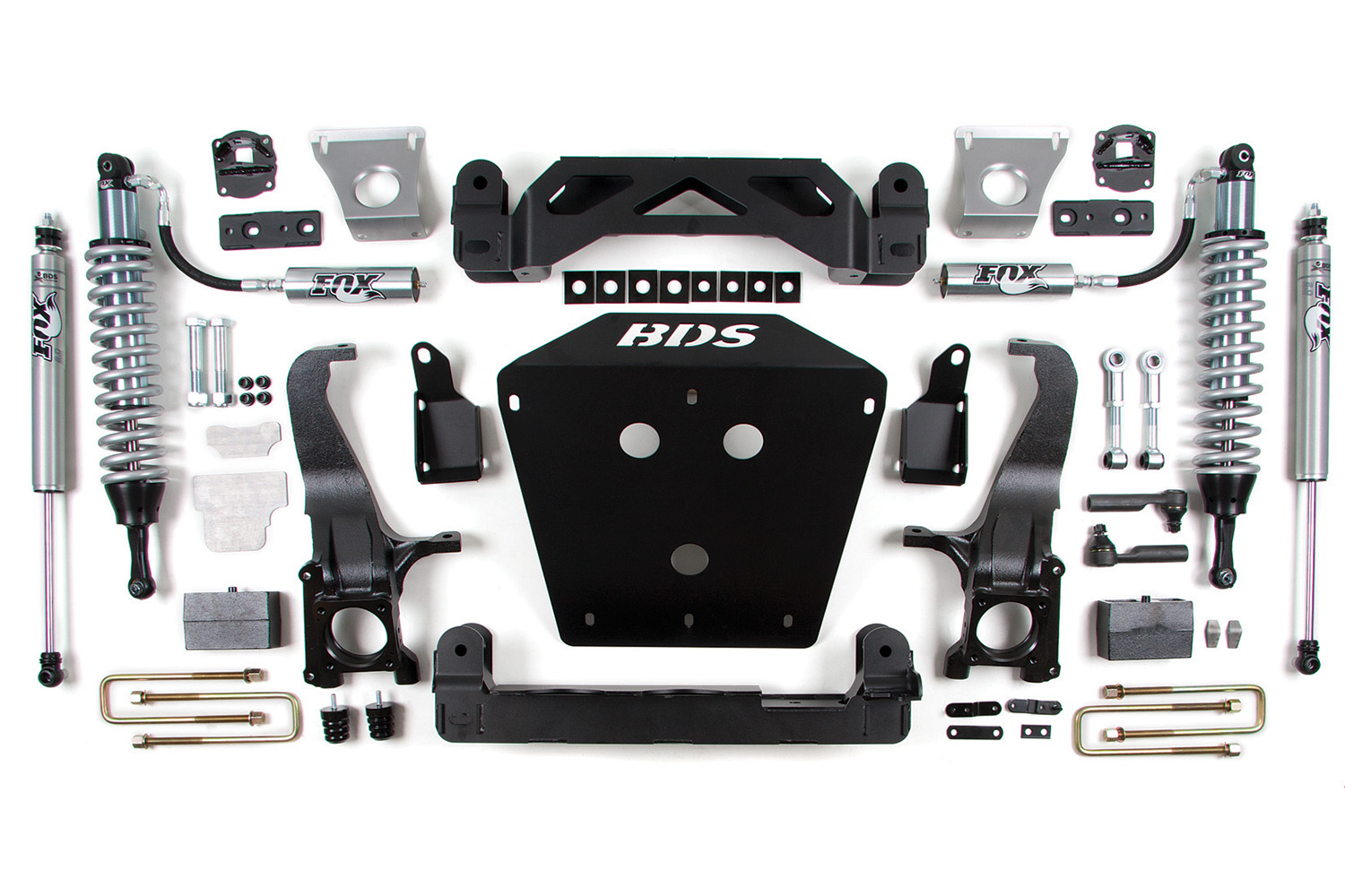 BDS 7&quot; Lift Kit with Fox Racing Coil-Overs
