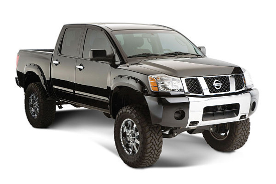 Next-Generation Nissan Titan Feature Computerized Electric Steering?