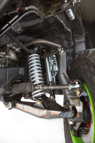 Toyota Racing Dream Build - DeJoria Toyota Tundra - Suspension