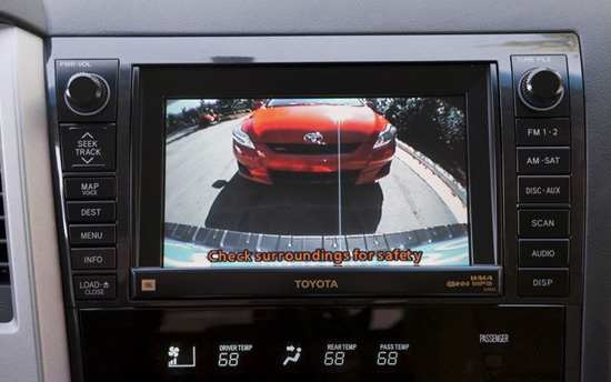 Mandatory Back-Up Camera Increases Cost