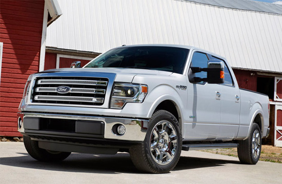 2015 Ford F-150 to Debut at 2013 Detroit Auto Show 