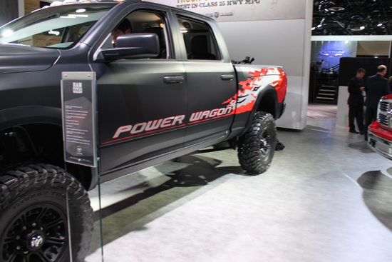 2013 NAIAS Wrap-up Thoughts - Dodge
