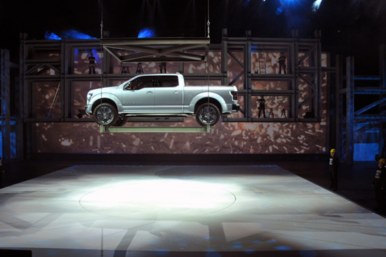 2013 NAIAS Wrap-up Thoughts - Ford Atlas