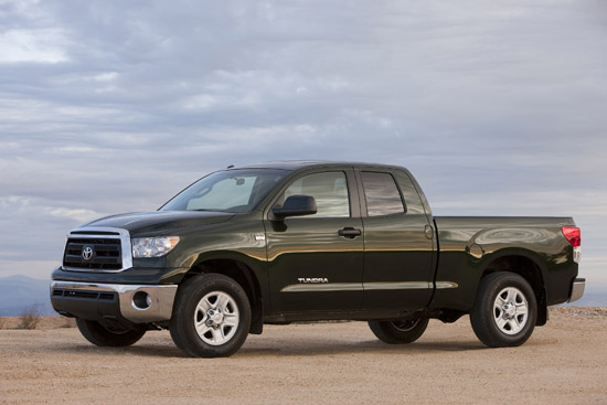 2013 Best Full Size Truck for the Money - Toyota Tundra