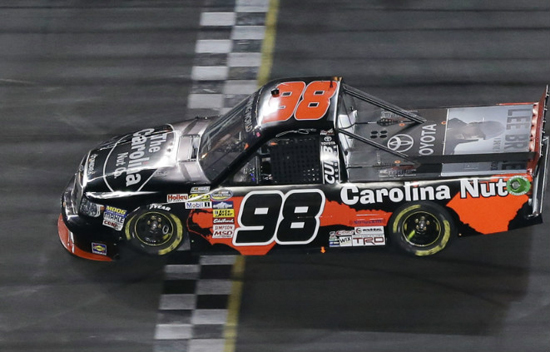 Toyota Wins 100th NASCAR Truck Series Race