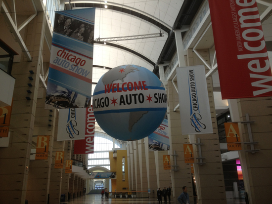 Toyota 2013 Chicago Auto Show Recap