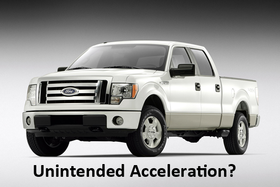 Ford Sued Over Unintended Acceleration Issues 