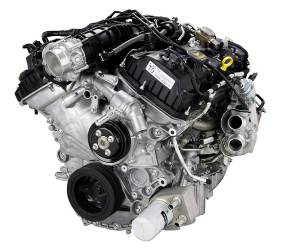 EPA: 4-Cylinder, 8-Speed Turbocharged Toyota Tundra