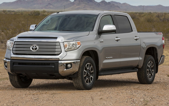 2014 Toyota Tundra Buy or Wait - CAFE Regulations