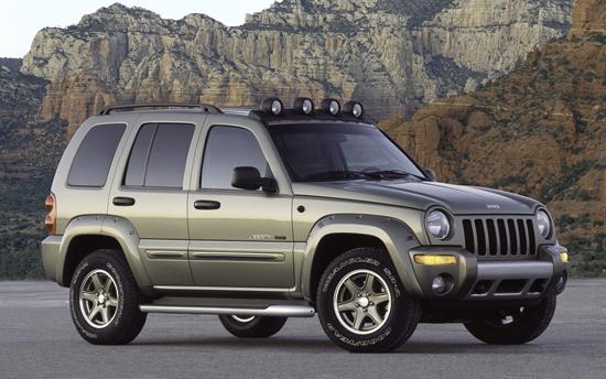 Jeep fuel tank recall