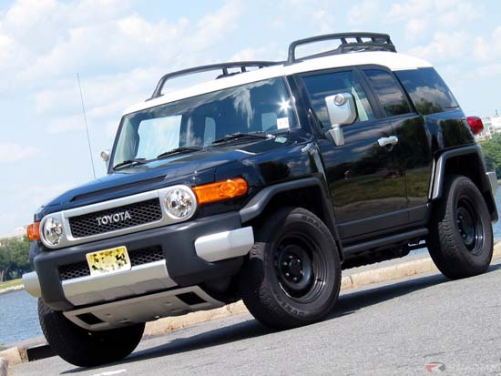 2015 Toyota FJ Cruiser Dead - More Consolidations Coming?