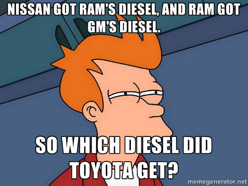 Dear Ram – You Could Have Had A Cummins
